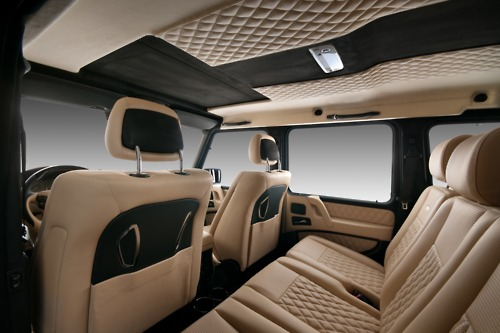 every gl class ute has power front seats standard a power fold feature for the third row seat a glass sunroof over the rear - Mercedes G Wagon 3rd Row Seat