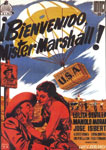 Cartel de Bienvenido Mister Marshall, de Luis García Berlanga