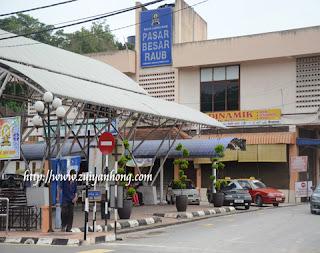 Raub Taxi Terminal
