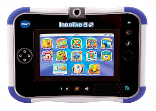 New InnoTab 3S, Wi-Fi Learning App Tablet, Vtech