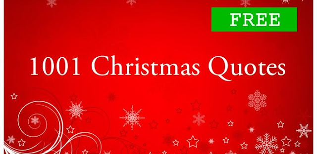 1001 Christmas Quotes