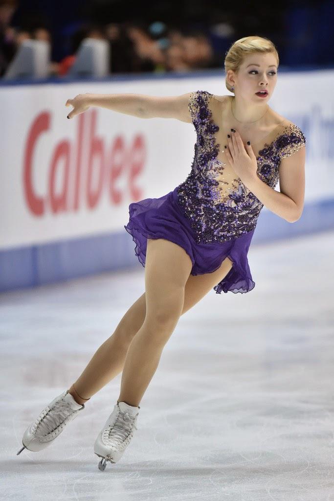 gracie gold ice skating ile ilgili görsel sonucu