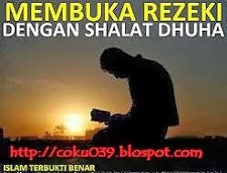 Do'a Untuk Membuka Pintu Rezeki Atau Supaya Diberi Rezeki Yang banyak Oleh-Nya
