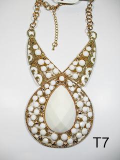 kalung aksesoris wanita T7
