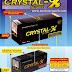 KEMASAN BARU CRYSTAL X (UPDATE MEI 2015)