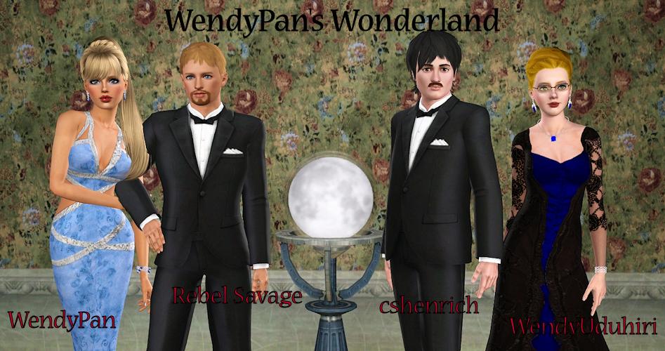 WendyPan's Wonderland