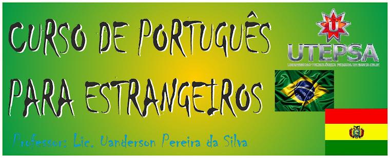 Curso de Português Para Estrangeiros