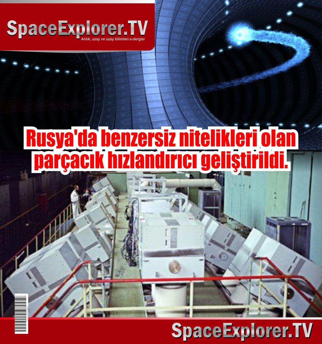 Parçacık hızlandırıcı, Rusya, CERN, Atom altı parçacıklar, Radyasyon, ABD,