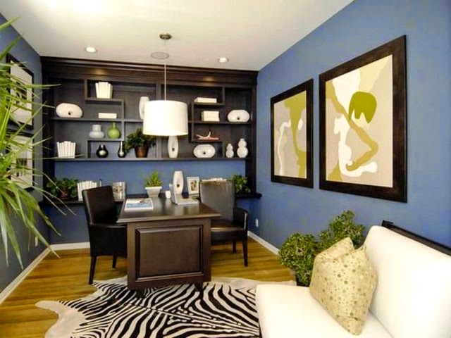 wall color ideas for home office