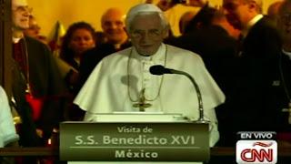 El Papa pide en Cuba construir una sociedad abierta y renovada