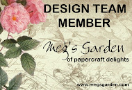 DT Member for Meg&#39;s Garden