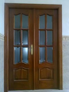Puertas Madera