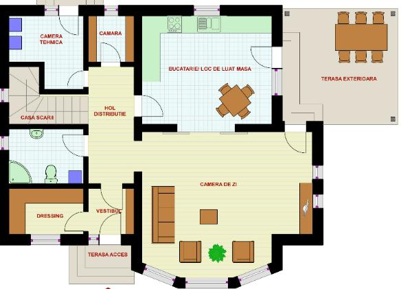Planos de casas minimalistas en 3d imagui for Casas minimalistas planos