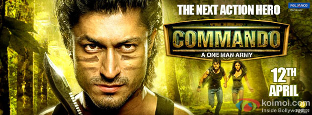 Commando – A One Man Army 2013 Hindi Full Movie Free Watch Online