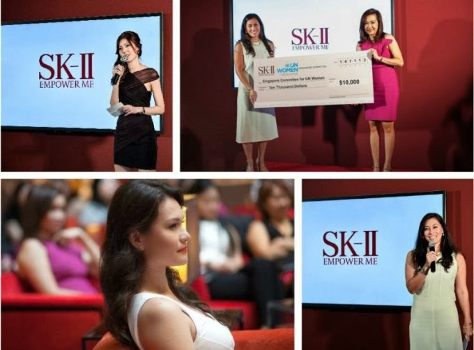 sk-ii empower me film gala premiere singapore