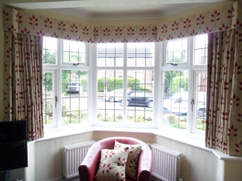 The Best Solution To Your Bay Window Treatment Problems Curtains Design