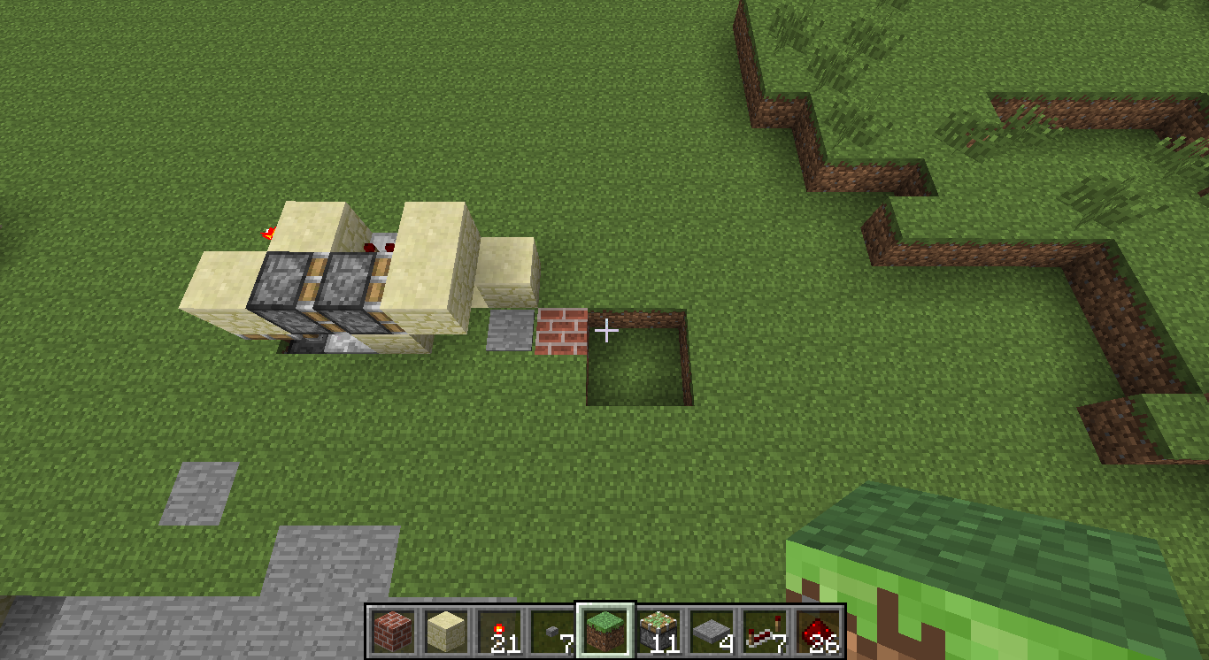 How To Make A Pressure Plate In Minecraft