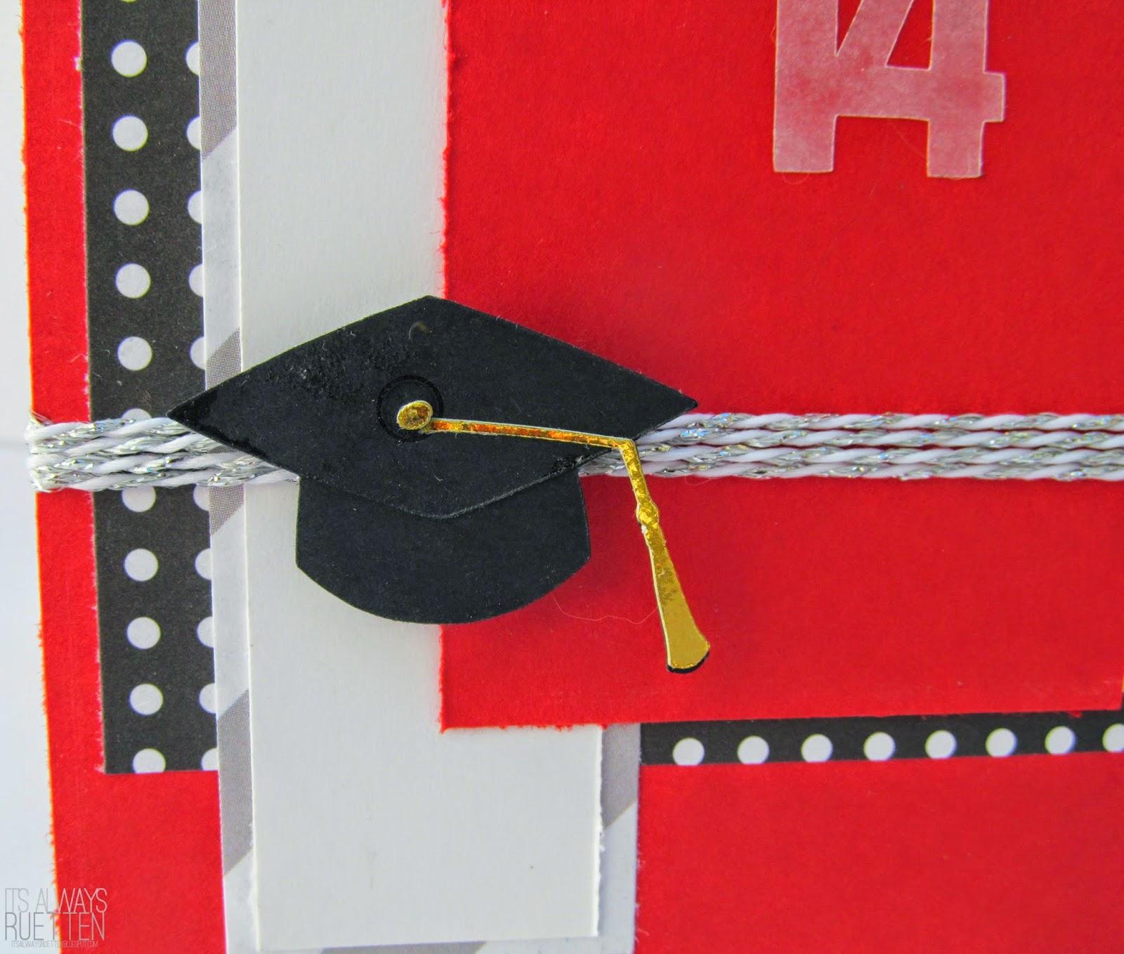 3D Graduation Cap cut file for Silhouette