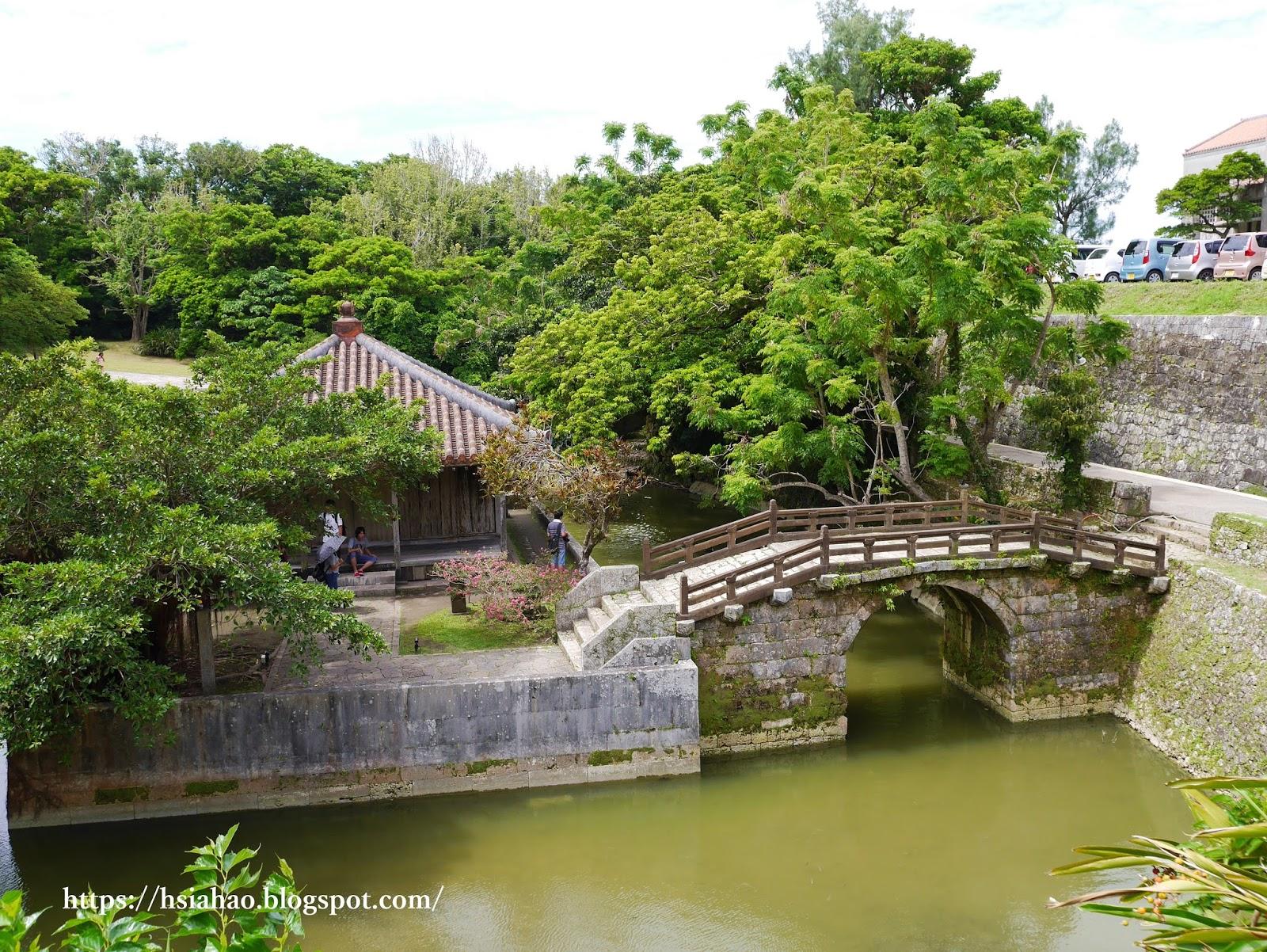 沖繩-景點-世界遺產-首里城-弁財天堂-日圓模範池塘-自由行-旅遊-旅行-Okinawa-Naha-Shuri-Castle