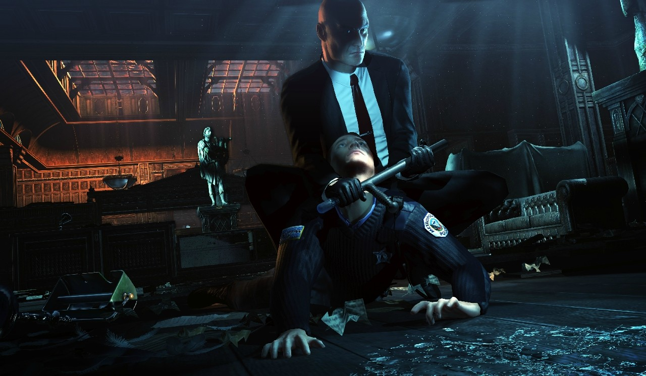 Hitman absolution Games Download