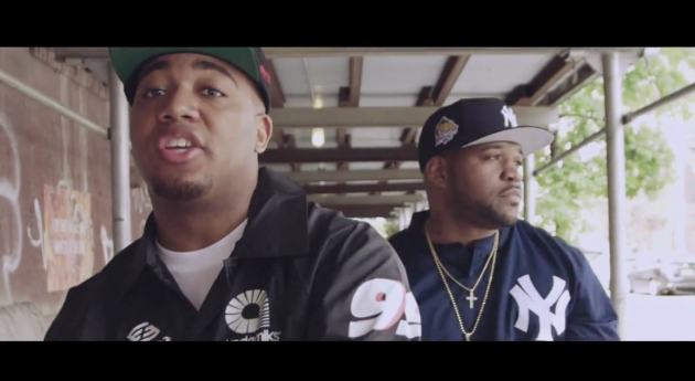 "Apollo Brown - ""Neva Eva"" f. Skyzoo & Torae (Video)"