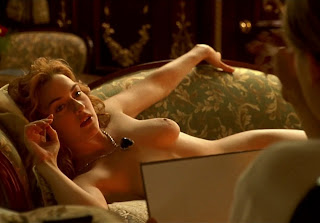 Kate Winslet Nude Scene From Titanic Video