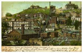CINCINNATI HISTORY: Mt. Adams