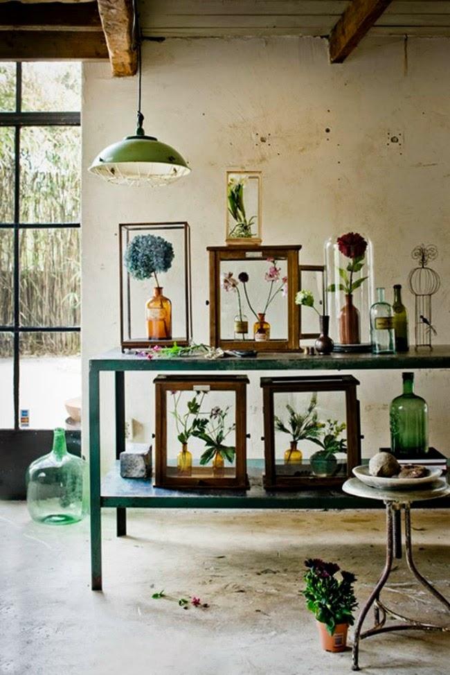 Interieur inspiratie botanische prints in je interieur for Interieur inspiratie