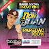CD - Don Juan - 100% Paredão Ao Vivo - 2016