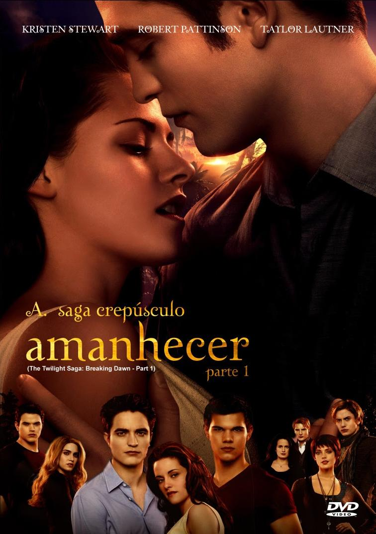 A Saga Crepúsculo: Amanhecer – Parte 1 BDRIP Dual Audio Download Gratis