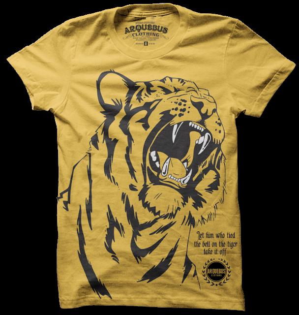 Arquebus Clothing Company Motivational Shirt