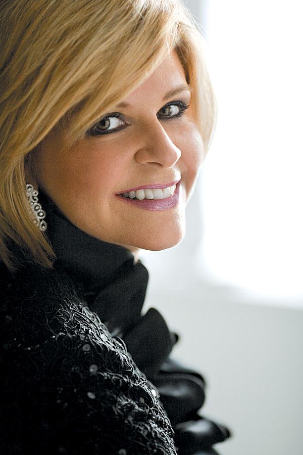 Tragic Women and Sexy Ladies: Susan Graham at Carnegie Hall