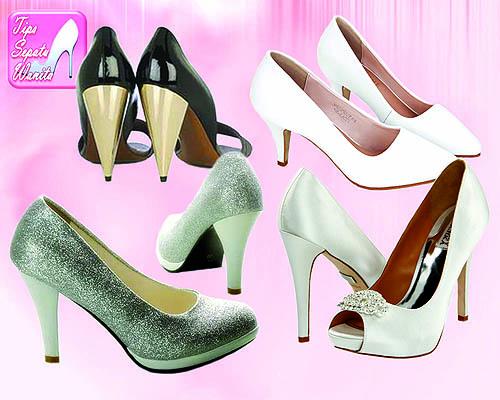 5588fbef2d7 Jenis dan Model Sepatu Wanita