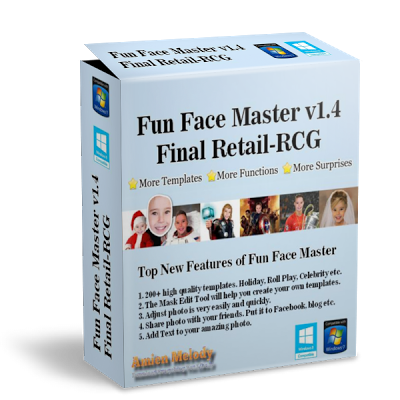 Fun Face Master v1.4 Final Retail-RCG