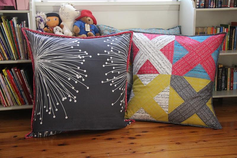 Last Of The Floor Cushions