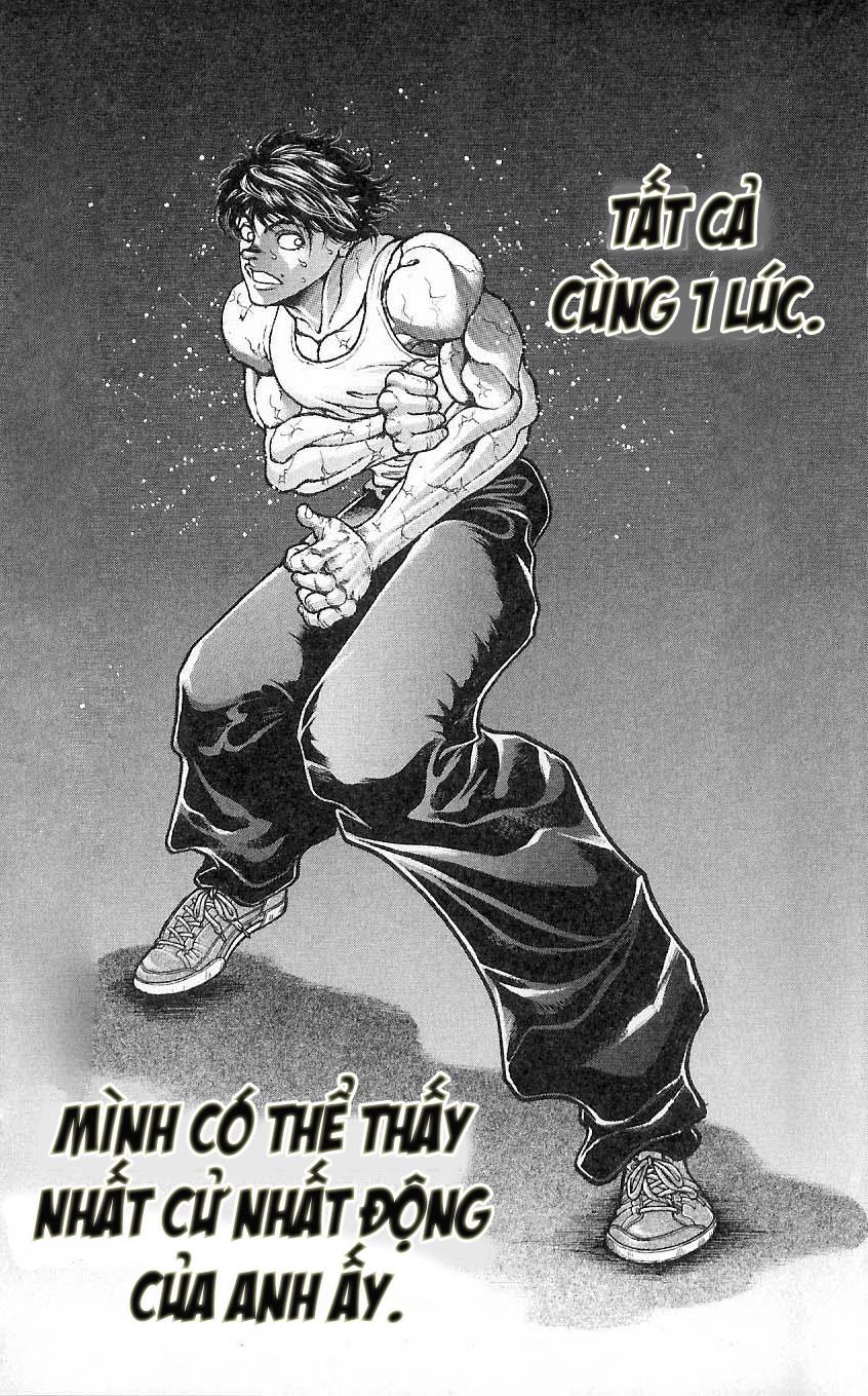 Baki - Son of Ogre chap 5 - Trang 18