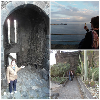 guida turistica catania aci castello