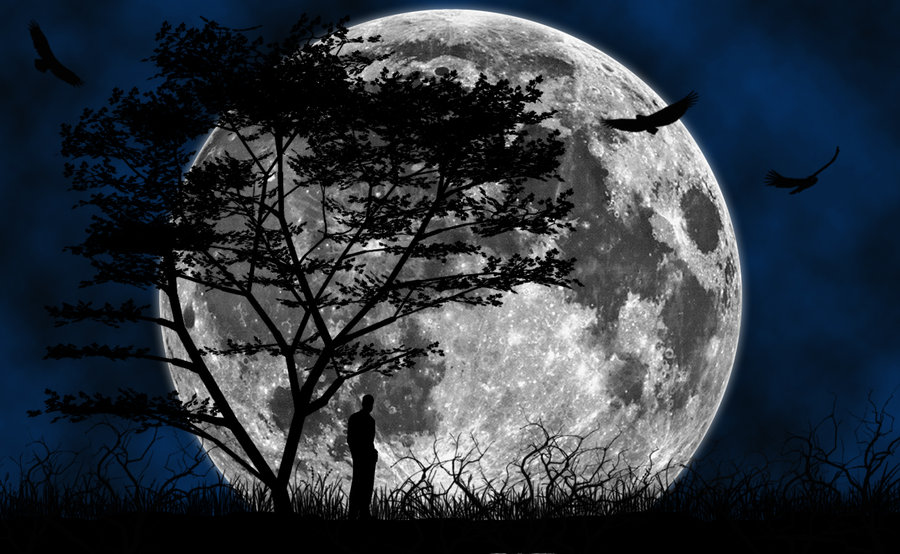 hd full moon wallpaper - photo #13