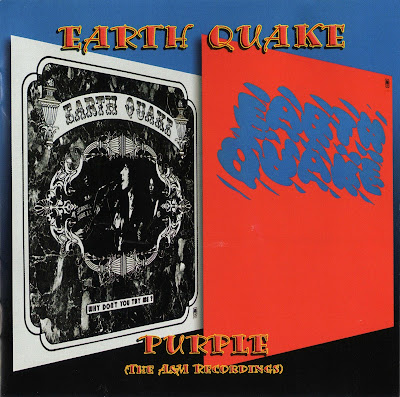 Earth Quake - Earth Quake & Why Don't You Try Me (1971-1972 west coast acid rock - 2003 Acadia edition)