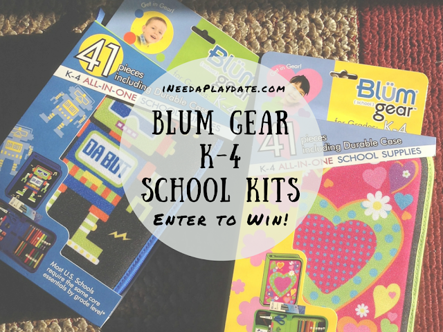 Win 2 Blum Back-to-School Kits