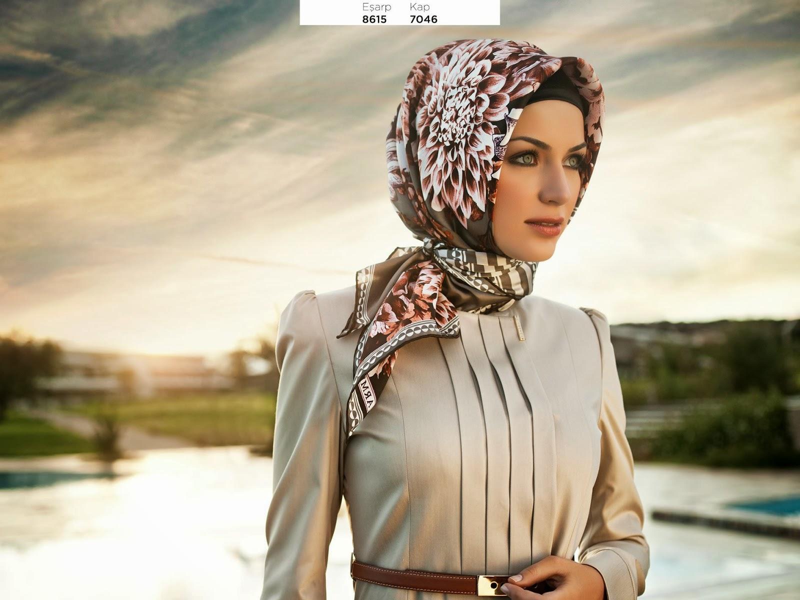 scarf hijab 2014