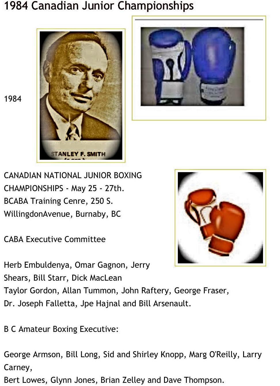 Scotia amateur boxing feasts