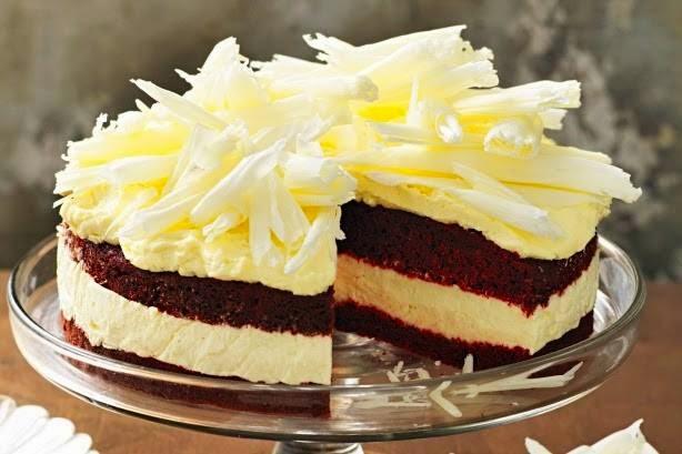 red velvet cheesecake (clicca e condividi)