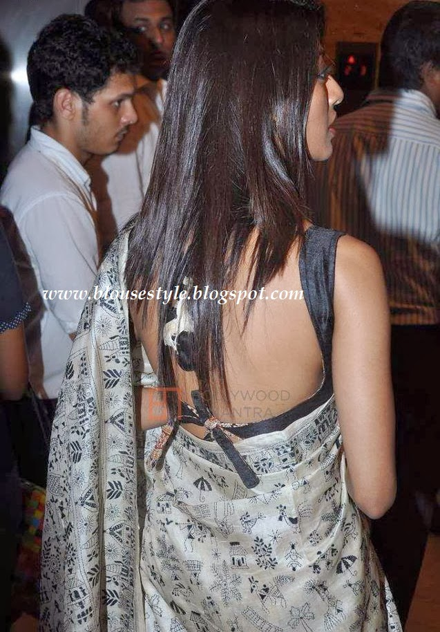 Images Of Backless Blouse 38