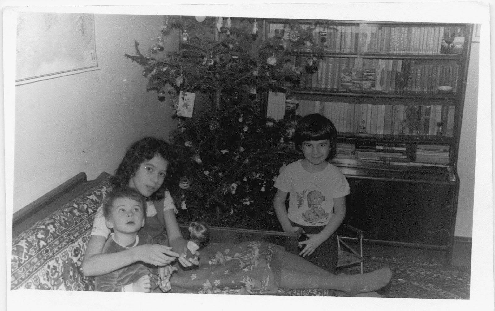 Olivia Maria Marcov Irina Craciunas Silviu Marcov January 1, 1983 Bucharest