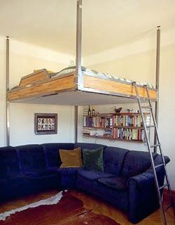 Vintage home camas juveniles peque os espacios for Decoracion de interiores dormitorios pequenos juveniles