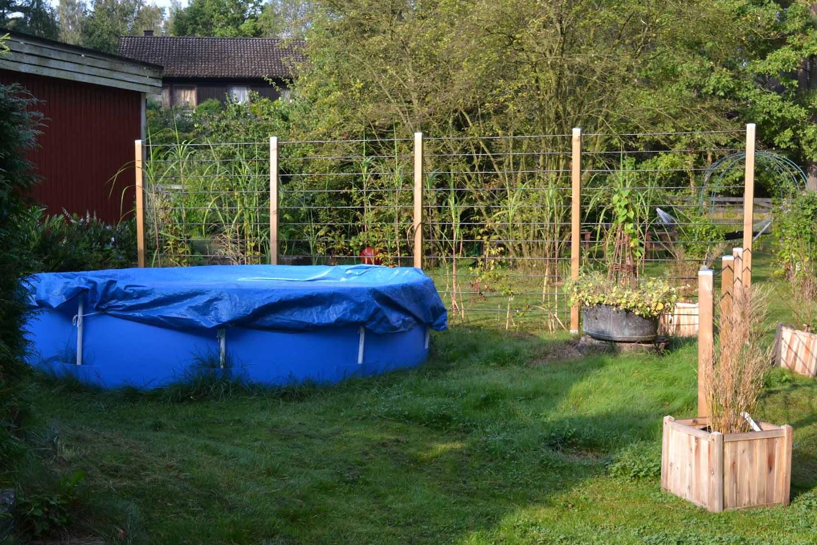 Vardag, trädgård & lite av varje!: Trädgårdsrum