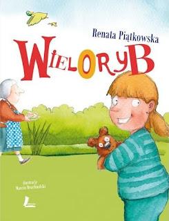 Renata Piątkowska. Wieloryb.