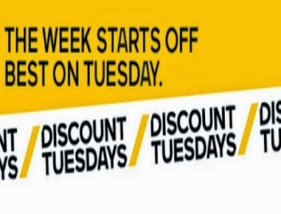 VIA Rail Discount Tuesday Special Offer