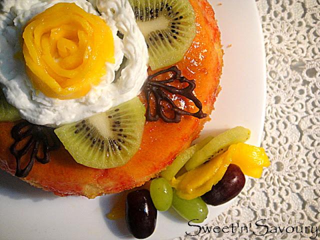 Savarin Cake Baking Tin
